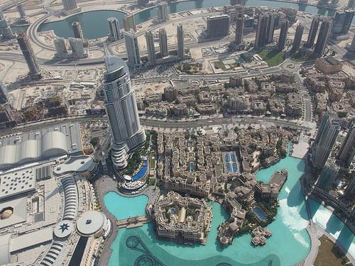 Vista de dentro do At the Top (imagens da Internet)